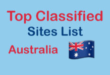 Australia Classified Sites