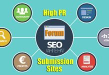 high pr top 80+ forum submission sites