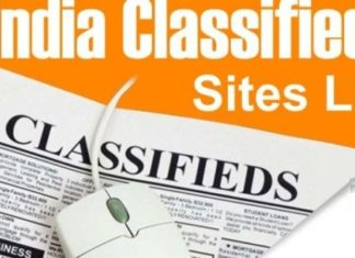 120+ india classified sites
