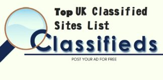 UK Classified Sites